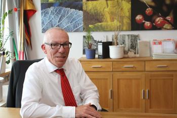 Frank Hornschu DGB Regionsgeschäftsführer Kiel Region