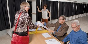 Wahllokal